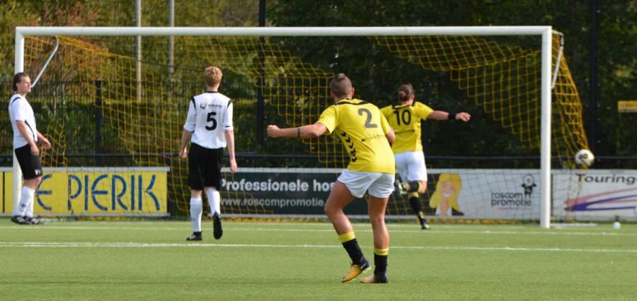 SV Zwolle weer in 3B Oost