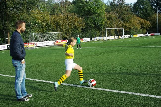 Meisjesteam SV Zwolle JO10-2 boekt zege 30