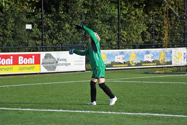 Meisjesteam SV Zwolle JO10-2 boekt zege 32