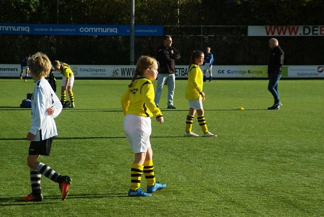 Meisjesteam SV Zwolle JO10-2 boekt zege 37