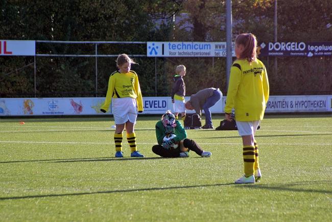 Meisjesteam SV Zwolle JO10-2 boekt zege 4