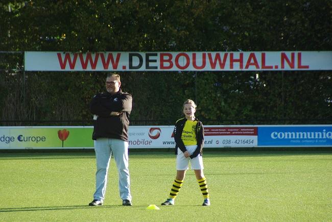 Meisjesteam SV Zwolle JO10-2 boekt zege 5