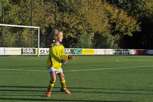 Meisjesteam SV Zwolle JO10-2 boekt zege 6