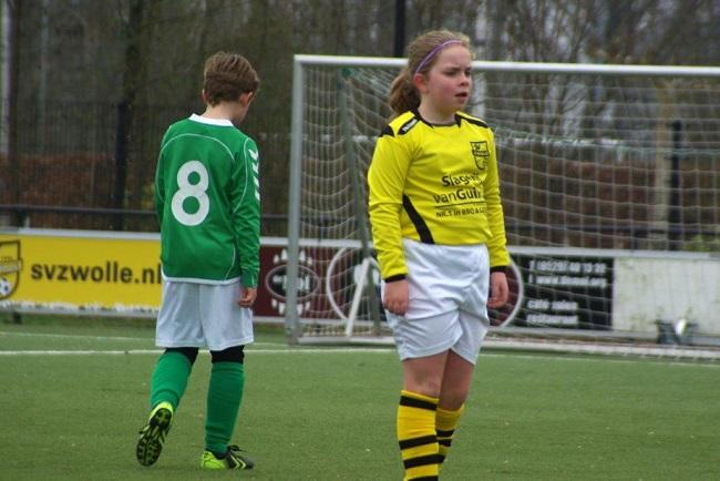 Meiden SV Zwolle JO10-2 hebben de langste adem 9