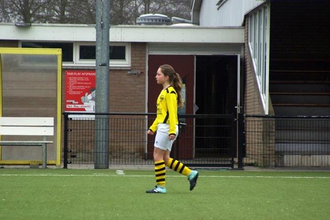 Meiden SV Zwolle JO10-2 hebben de langste adem 22