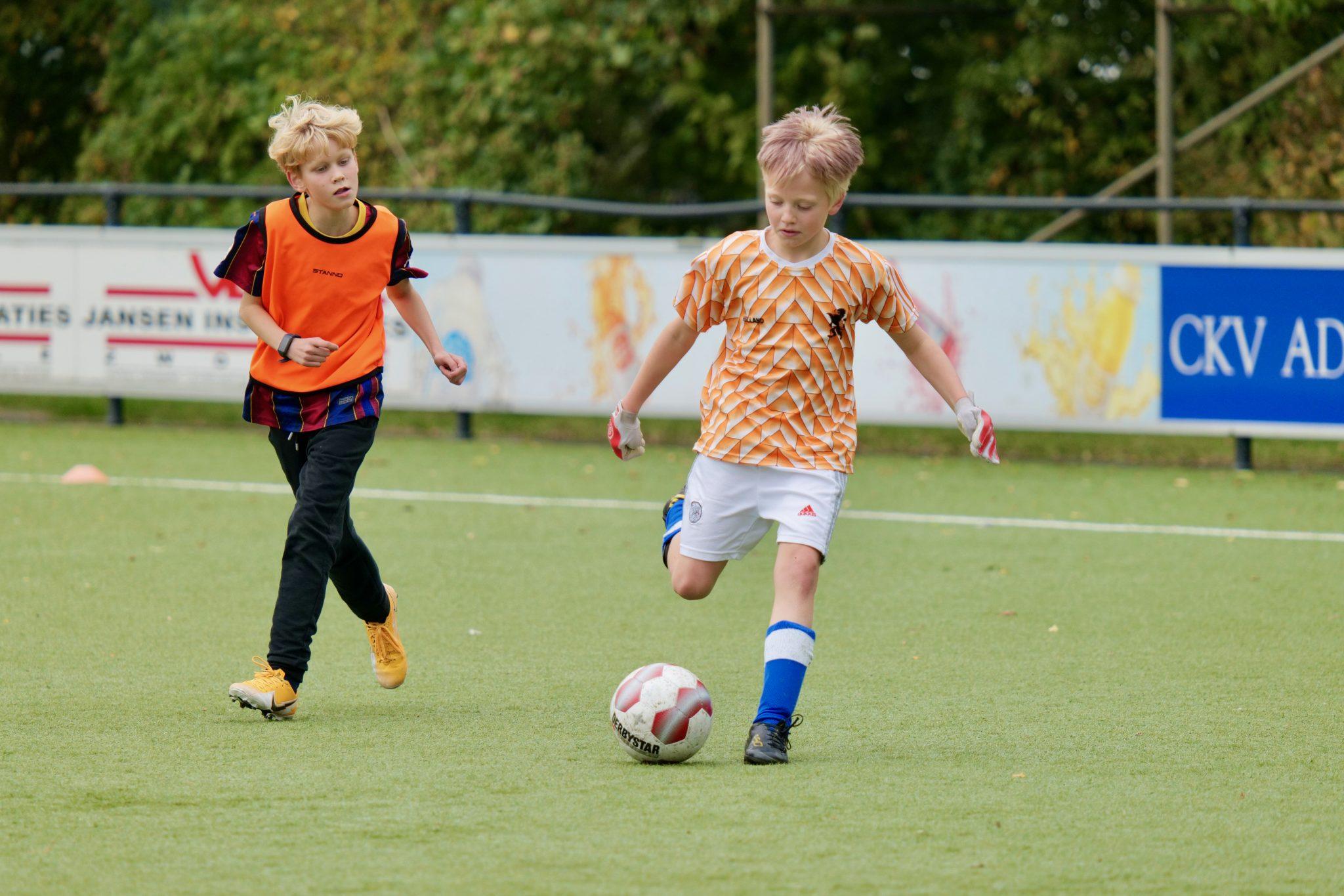 Foto's SV Zwolle Voetbal Driedaagse Dag 3