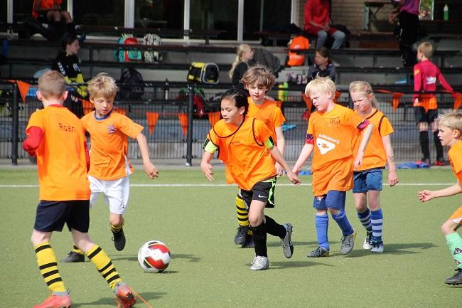 Foto's SV Zwolle Voetbal Driedaagse Dag 3 52