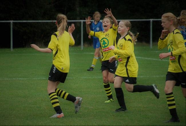 HMC MO13-2 trekt weer aan het langste eind: 8-4 tegen SV Zwolle MO13-2