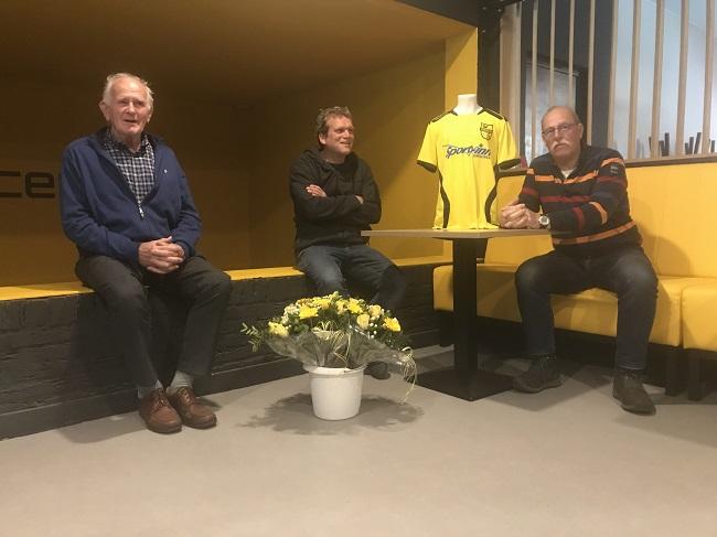 Johan Groten en Wim van Enteren erelid van SV Zwolle