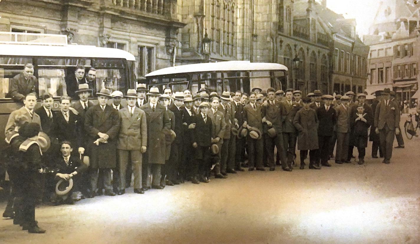 Zwolle viert 95-jarig jubileum