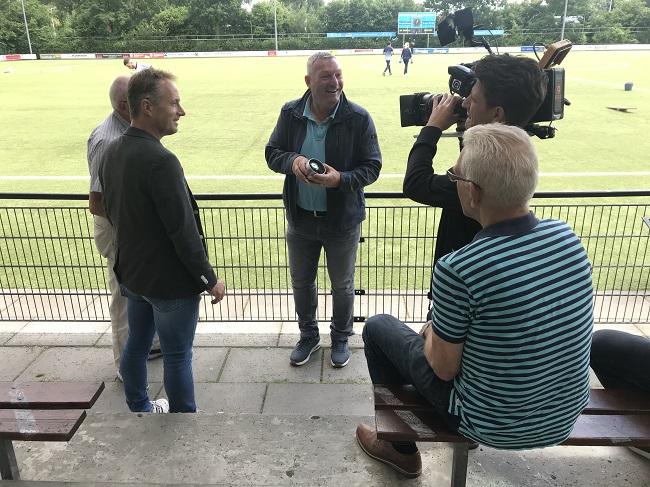 Ron Jans vanavond te zien bij SV Zwolle op RTV Oost