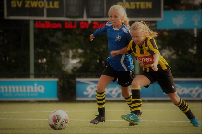 SV Zwolle MO13-2: 'Het geloof begint toe te nemen!'