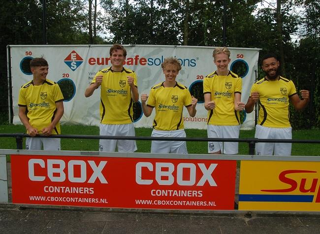 CBOX Containers nieuwe bordsponsor SV Zwolle