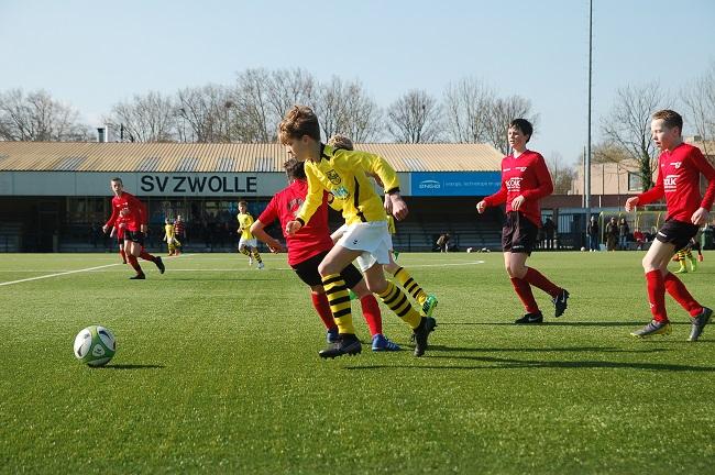 SV Zwolle zoekt coördinator JO13-JO15
