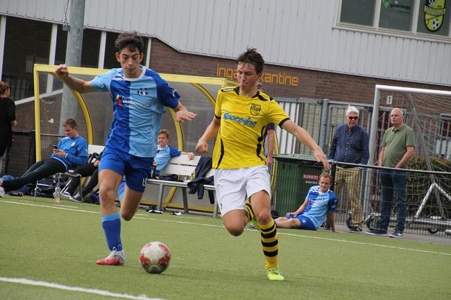 SV Zwolle JO19-1: 'Geen maat op De Meup!'