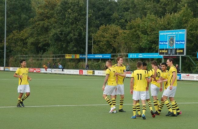 Zes duels in nederlagentoernooi SV Zwolle
