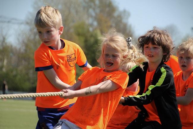 Foto's SV Zwolle Voetbal Driedaagse Dag 2