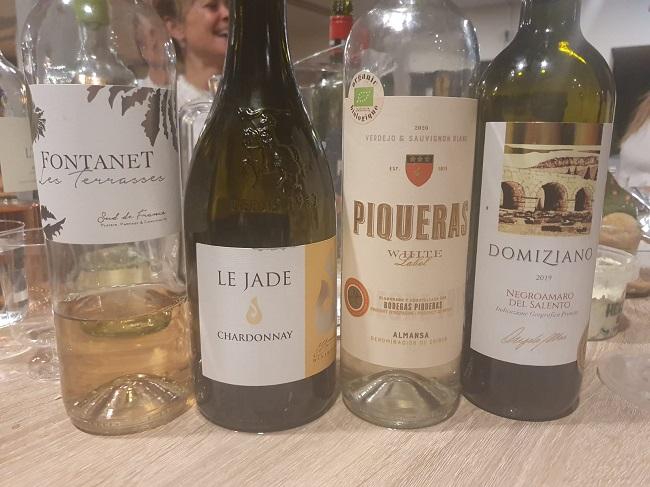 Wijnproeverij bij SV Zwolle